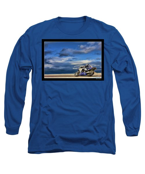 Ama Superbike Josh Jayes Long Sleeve T-Shirt