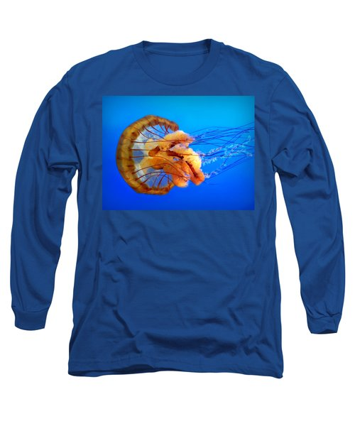 Amber Seduction Long Sleeve T-Shirt