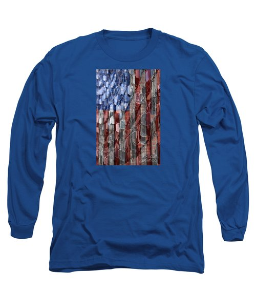 American Sacrifice Long Sleeve T-Shirt