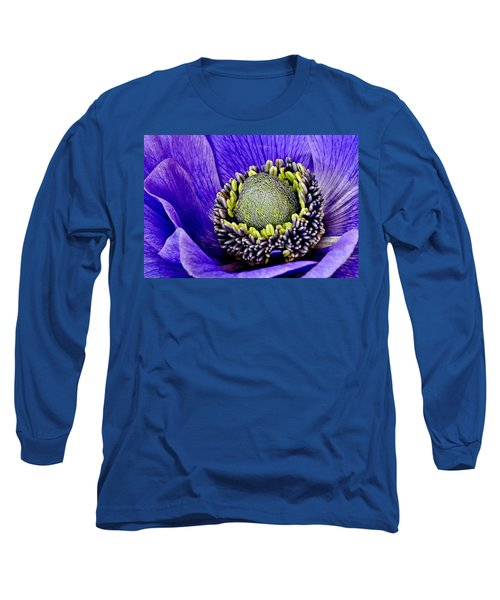 Anemone Heart Long Sleeve T-Shirt