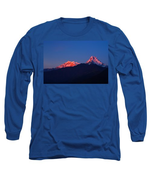 Annapurna South Massif Long Sleeve T-Shirt