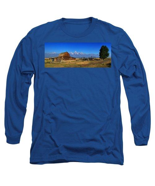 Antelope Barn Long Sleeve T-Shirt