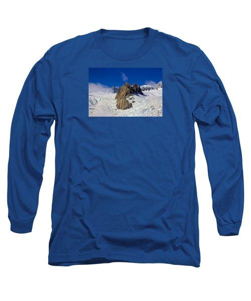 Aoraki Mount Cook Long Sleeve T-Shirt