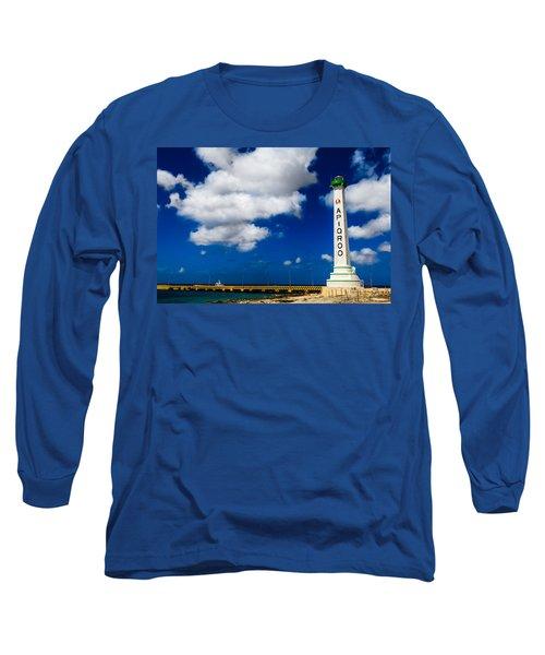 Apigroo Lighthouse Long Sleeve T-Shirt
