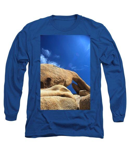 Arching So Elegantly Long Sleeve T-Shirt