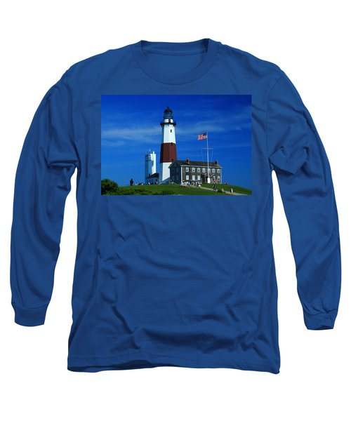 At The End Long Sleeve T-Shirt by Catie Canetti