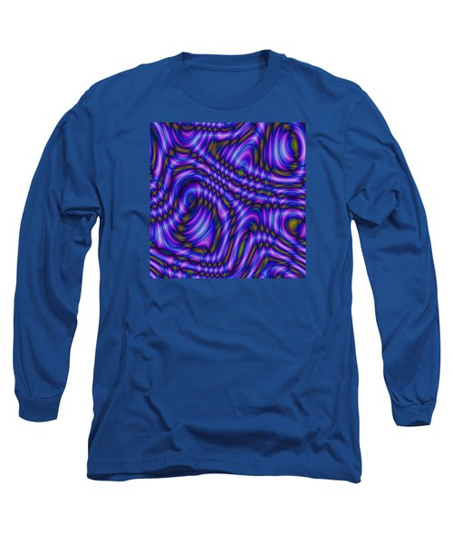 Long Sleeve T-Shirt featuring the digital art Atracareis by Jeff Iverson