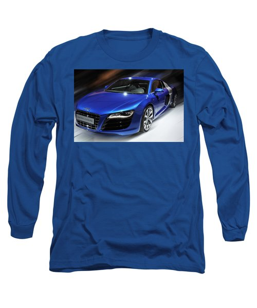 Audi R8 V10 Fsi Long Sleeve T-Shirt