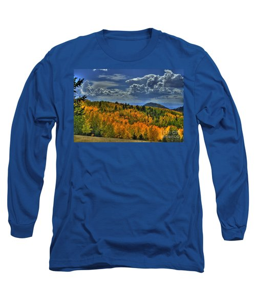 Autumn In Colorado Long Sleeve T-Shirt
