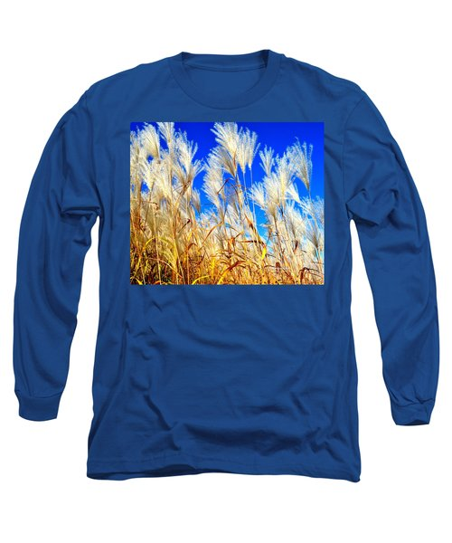 Autumn Pampas Long Sleeve T-Shirt