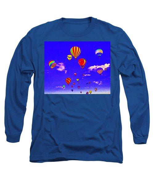 Ballon Race Long Sleeve T-Shirt