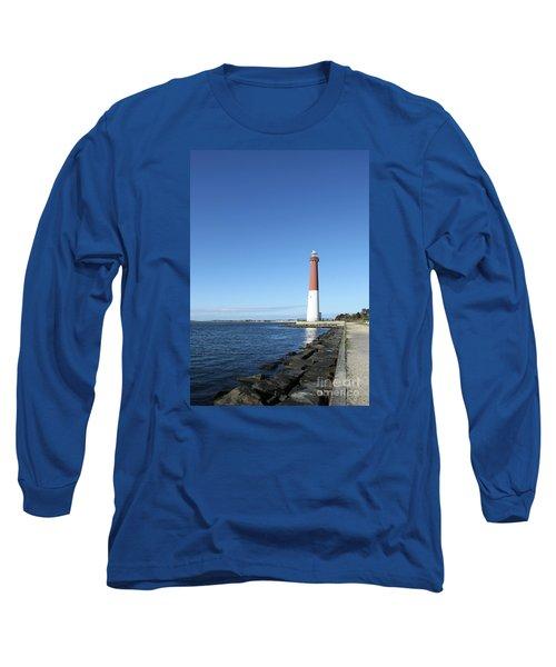 Barnegat Light - New Jersey Long Sleeve T-Shirt
