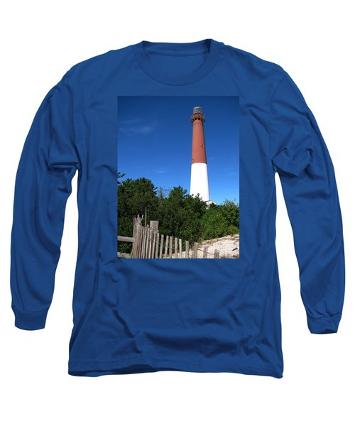 Barnegat Lighthouse Long Sleeve T-Shirt