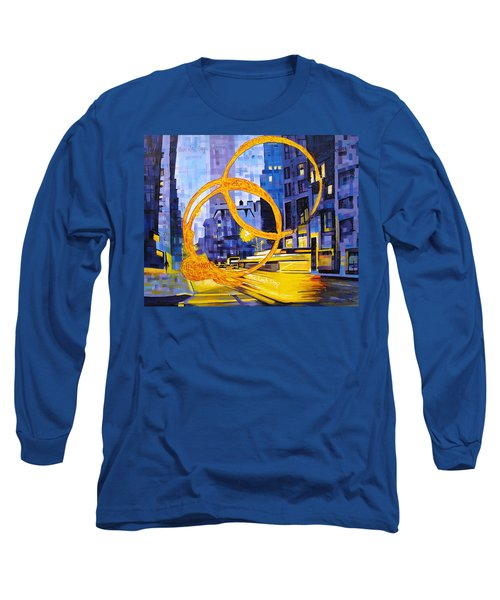 Before These Crowded Streets Long Sleeve T-Shirt
