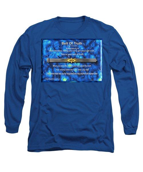 Belt Of Truth Long Sleeve T-Shirt