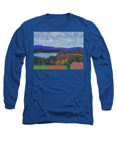 Berkshires In Late October Long Sleeve T-Shirt