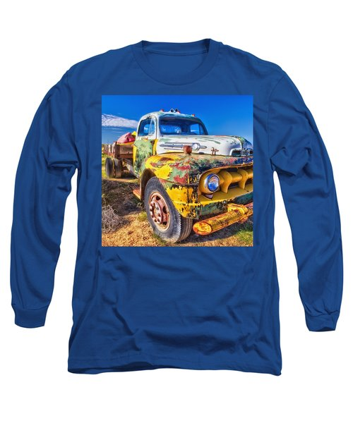 Big Job Long Sleeve T-Shirt