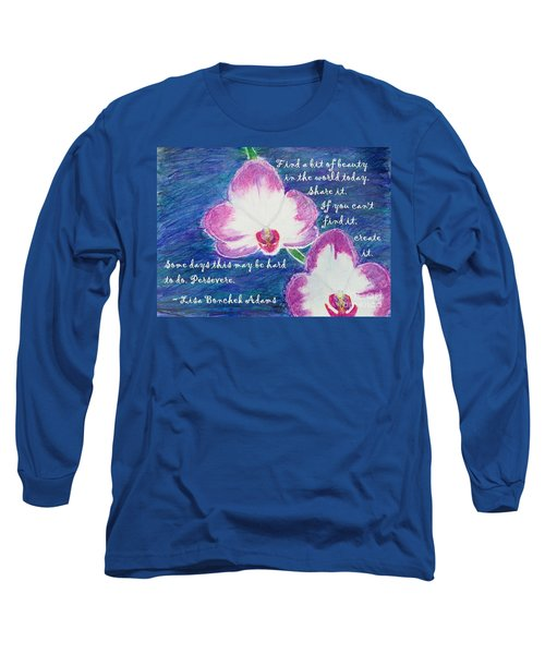 Bit Of Beauty For Lisa Long Sleeve T-Shirt