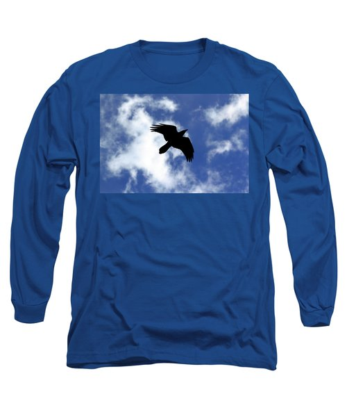 Black Above Long Sleeve T-Shirt