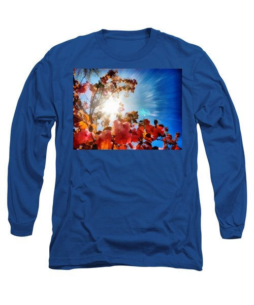 Blooming Sunlight Long Sleeve T-Shirt