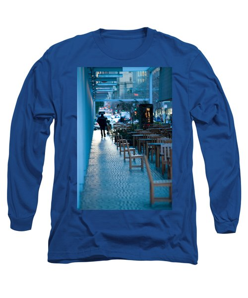 Blue Afternoon San Francisco Long Sleeve T-Shirt