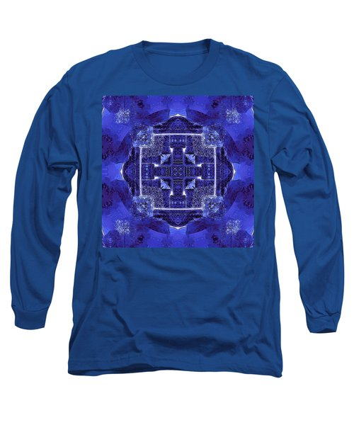 Blue Cross Radiance Long Sleeve T-Shirt