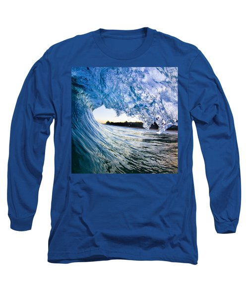 Blue Envelope  -  Part 2 Of 3 Long Sleeve T-Shirt