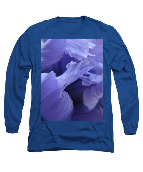 Blue Fantasy Long Sleeve T-Shirt