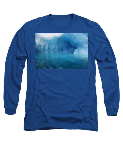 Blue Grotto Long Sleeve T-Shirt