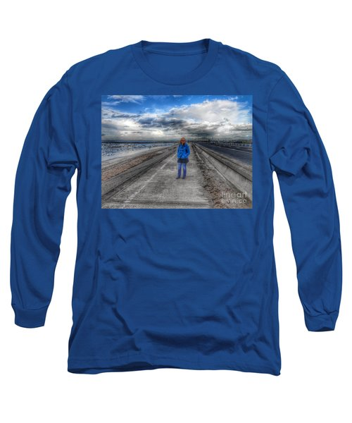 Blue Moods Long Sleeve T-Shirt