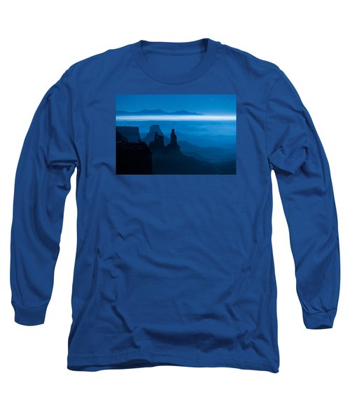 Blue Moon Mesa Long Sleeve T-Shirt