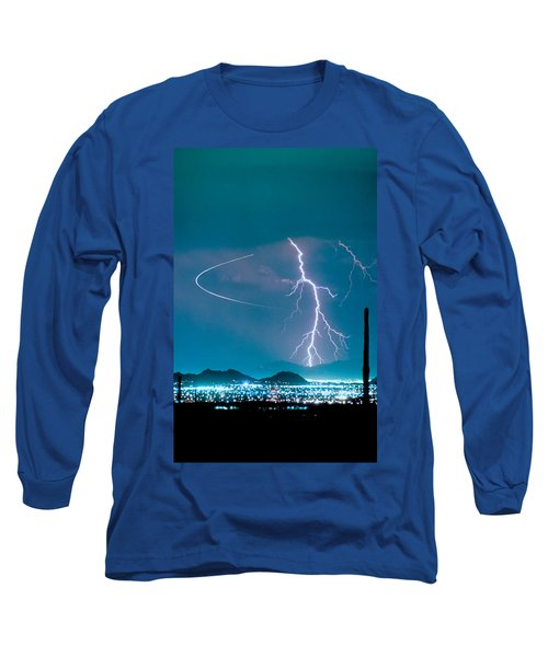 Bo Trek The Lightning Man Long Sleeve T-Shirt