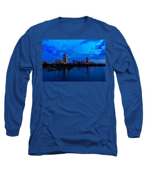 Boston Evening Long Sleeve T-Shirt