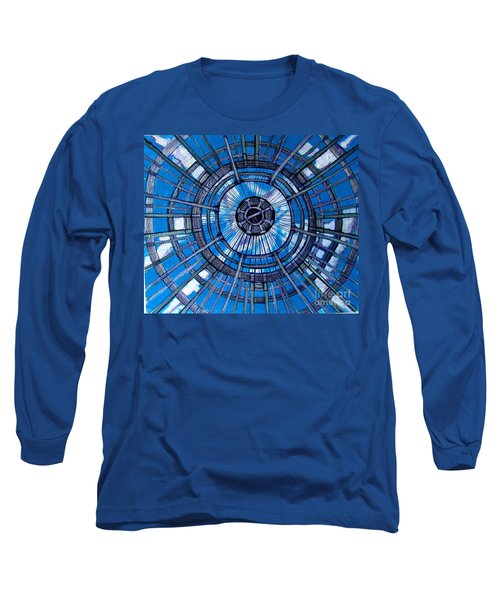Botanical Looking Up Long Sleeve T-Shirt