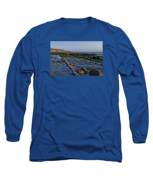 Bowling Ball Beach 01 Long Sleeve T-Shirt