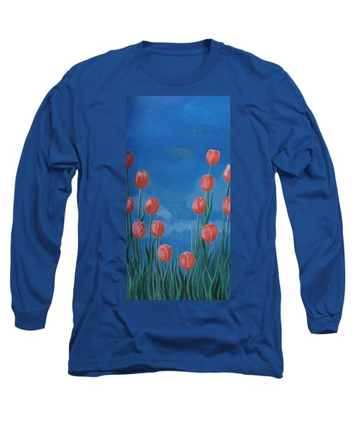 Breath Of Spring Long Sleeve T-Shirt