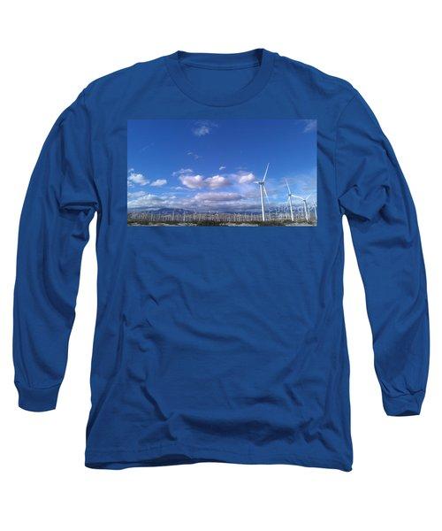 Breeze Long Sleeve T-Shirt by Chris Tarpening