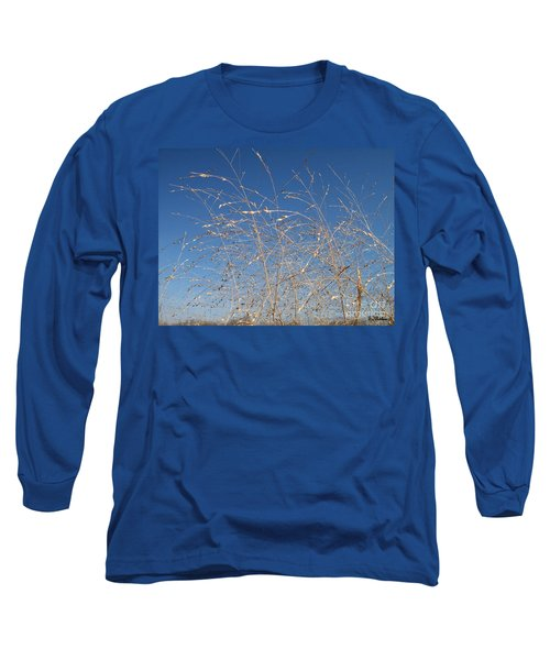 Long Sleeve T-Shirt featuring the photograph Breeze by Sara  Raber