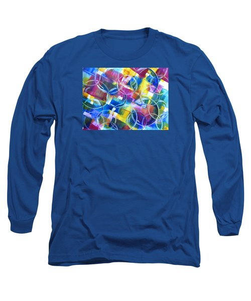 Bubble Fun Long Sleeve T-Shirt