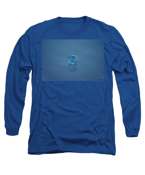 Bubble Study 1 Long Sleeve T-Shirt by Michael White