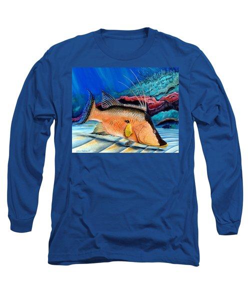 Bull Hogfish Long Sleeve T-Shirt