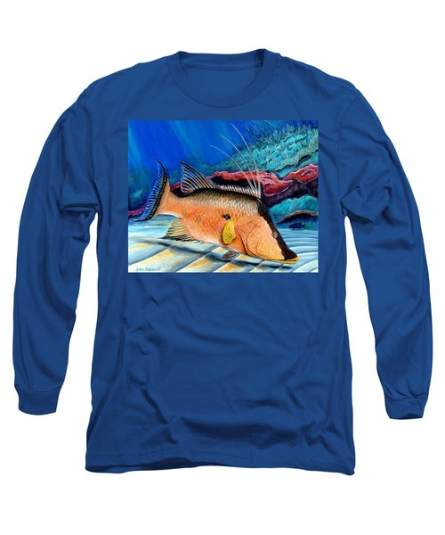 Bull Hogfish Long Sleeve T-Shirt