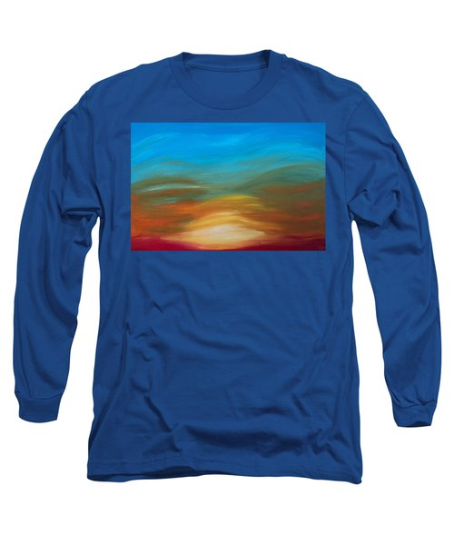 Calm Day Long Sleeve T-Shirt