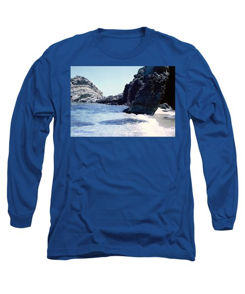 Calming Waves Long Sleeve T-Shirt