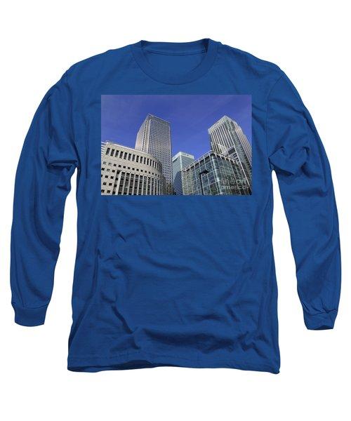 Canary Wharf London Long Sleeve T-Shirt