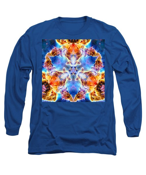 Carina Nebula Vi Long Sleeve T-Shirt