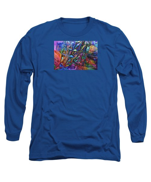 Carnival Long Sleeve T-Shirt by Nareeta Martin