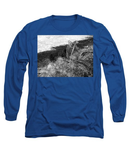 Cart Art No. 9 Long Sleeve T-Shirt