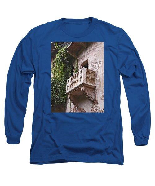 Casa Di Giulietta Long Sleeve T-Shirt