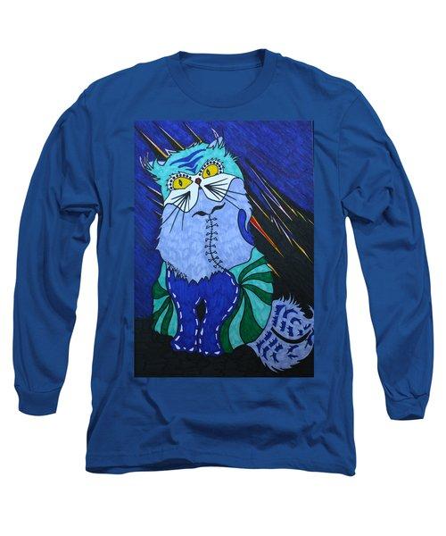 Cat 4 Long Sleeve T-Shirt